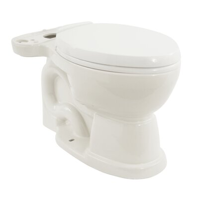 Mercer Elongated Toilet Bowl Only with Oval SoftClose Seat