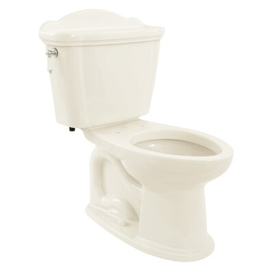Whitney Eco 1.28 GPF Elongated 2 Piece Toilet