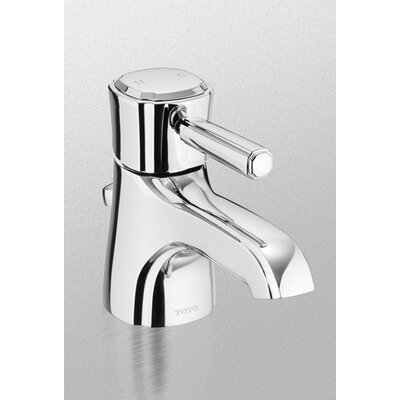 Toto Guinevere Single Hole Bathroom Faucet with Double Handles