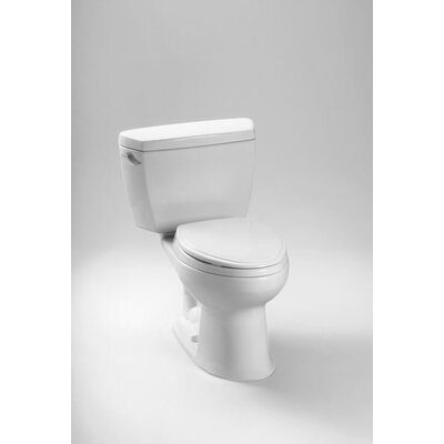 Toto Drake Eco 1.28 GPF Elongated 2 Piece Toilet