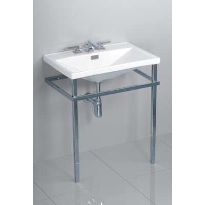 Toto Lloyd Metal Console Bathroom Sink