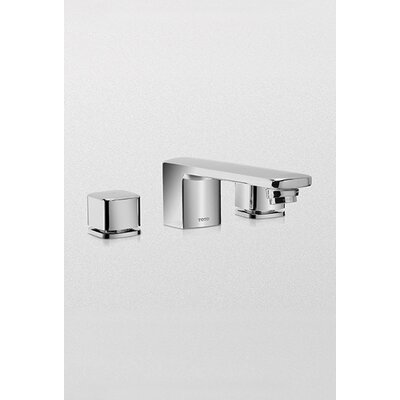 Toto Double Handle Deck Mount Tub Only Faucet Upton