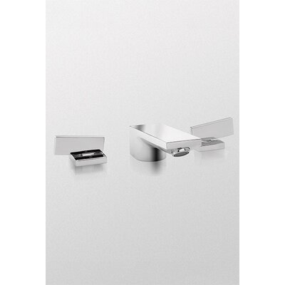 Toto Widespread Legato Bathroom Faucet with Double Handles