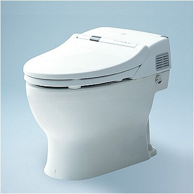 Toto Neorest 500 Low Consumption 1.6 GPF Elongated 1 Piece Toilet with SanaGloss