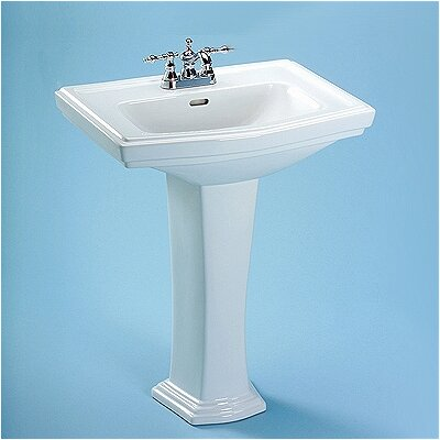 Toto Clayton Bathroom Sink Pedestal