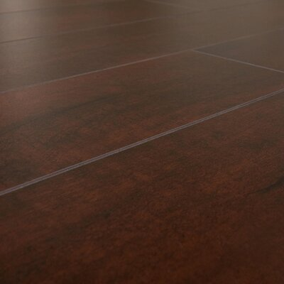 12mm Narrow Board Laminate in Peruvian Rosewood