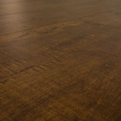Lamton 7mm Narrow Board Maple Laminate in Espresso
