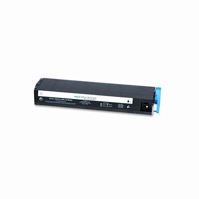 Media Sciences MS9000K (016198000) Laser Cartridge, High-Capacity, Black