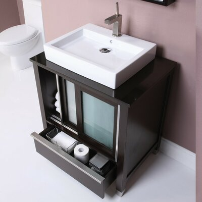 tyson 31 quot single bathroom vanity set wayfair