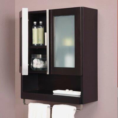 Decolav Tyson 22 X 26 Wall Mounted Cabinet Reviews Wayfair