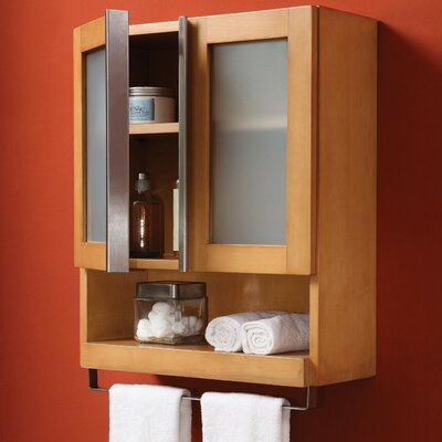Solid Wood Bathroom Cabinet Wayfair