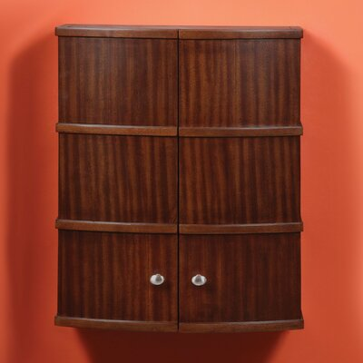 "DecoLav Olivia 22"" x 26"" Wall Mounted Cabinet"