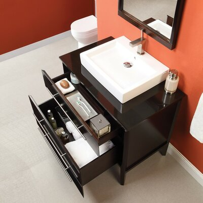 "DecoLav Mila 36.5"" Bathroom Vanity Set"