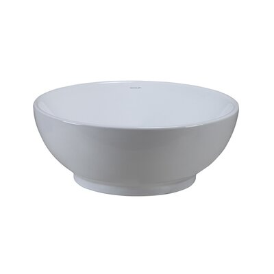 DecoLav Classically Redefined Vitreous China Above-Counter Bathroom Sink