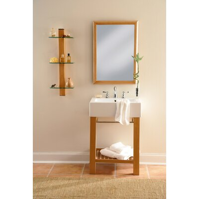 "DecoLav 24"" Wall Mounted Vanity Set"