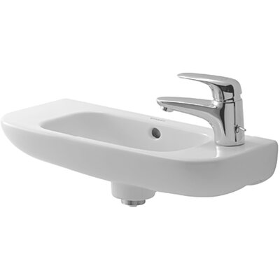Duravit D-Code Bathroom Sink