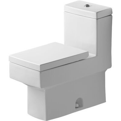 Duravit Vero Elongated 1 Piece Toilet