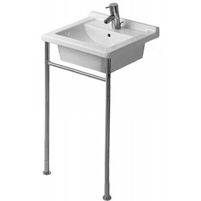 Starck 3 Console Bathroom Sink - 0030641000