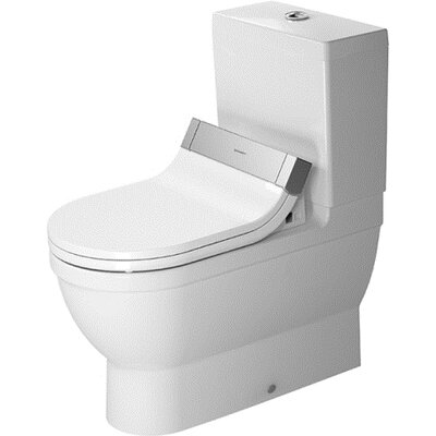 Duravit Starck 3 Close Coupled Round 2 Piece Toilet