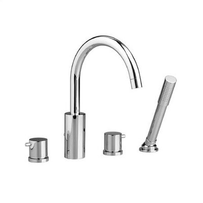 Jado Borma Diverter Roman Tub Faucet with Hand Shower