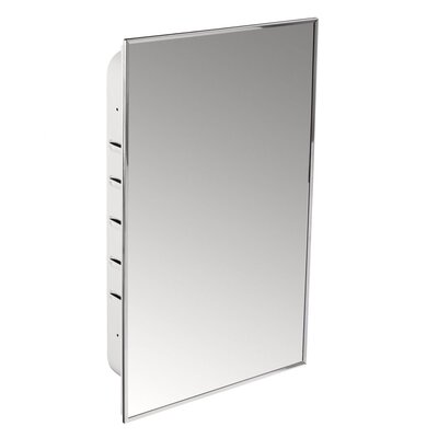 "Franklin Brass 16.14"" x 26.14"" Recessed Medicine Cabinet"
