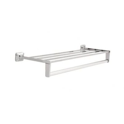Franklin Brass Futura Towel Shelf