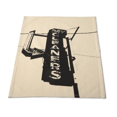 Dry Cleaner Dish Towel