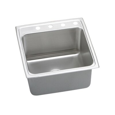 "Elkay Gourmet 22"" x 22"" x 10.13"" Top Mount Kitchen Sink"