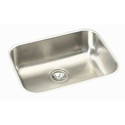 "Elkay Gourmet 23.5"" x 18.25"" Single Bowl Kitchen Sink"