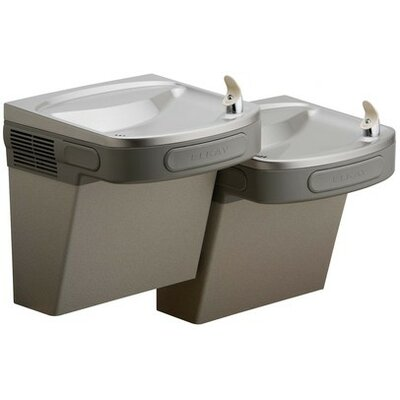 ADA Barrier Free Bi-Level Drinking Fountain