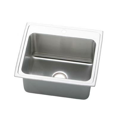"Elkay Pursuit 25"" x 22"" x 12.13"" Kitchen Sink"