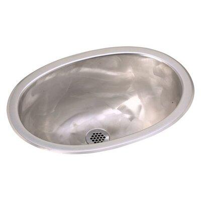 Elkay Asana Undermount Bathroom Sink - SCF1611 Features: -Installation