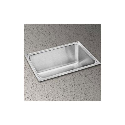 "Elkay Lustertone 19"" x 18"" Self-Rimming Extra Deep Kitchen Sink"