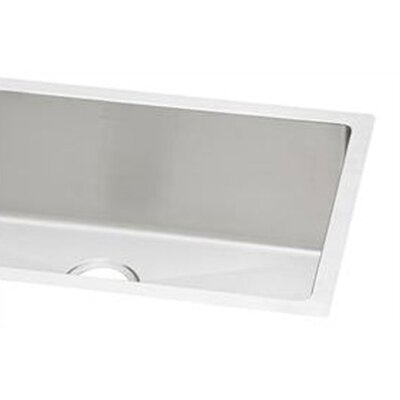 "Elkay 30.5"" x 18.5"" Elkay Avado Undermount Single Bowl Kitchen Sink"