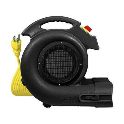 B-Air Blower Air Mover / Blower and Dryer in Black