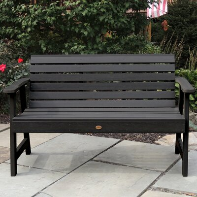 Shine Company Inc Belfort Wood Garden Bench Amp Reviews