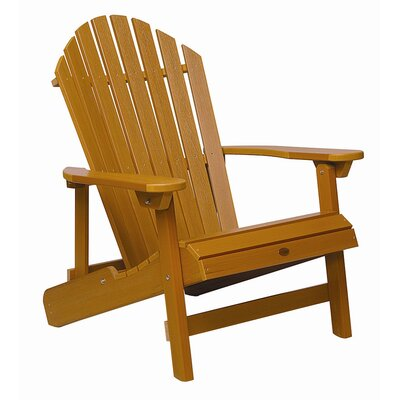highwood® Folding & Reclining KING-SIZE Adirondack Chair