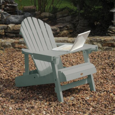 highwood® Adirondack laptop/reading table