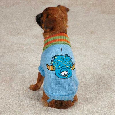 Lil' Monster Dog Sweater