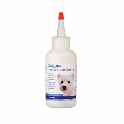 Clear Quest Tear Pet Stain Remover