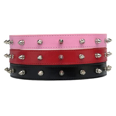 East Side Collection Studded Dog Collar