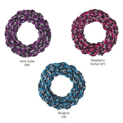 Rope Ring Dog Toy