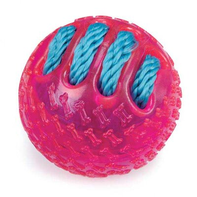 Grriggles Fundamentals Ball Dog Toy