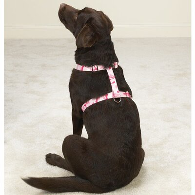 Camo Dog Harness