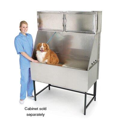 Equipment everyday pro deluxe pet grooming tub amp reviews wayfair