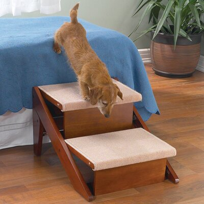Pet Studio Convertable 2 Step Pet Stair