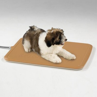 Heated Kennel Pet Pad