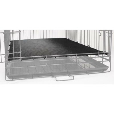 ProSelect Dog Cage Floor Grate in Black