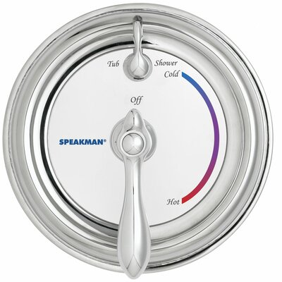 Speakman Sentinel Mark II Anti - Scald Balanced Pressure Valve with Integral Stops