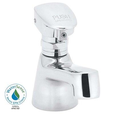 Single Handle Single Hole Bathroom Faucet - S-4122
